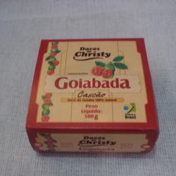 Goiabada Cascão- Doces da Christy 500g