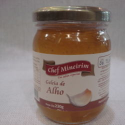 Geléia de Alho - Chef Mineirim 230g