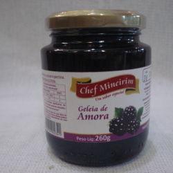 Geléia de Amora - Chef Mineirim 260g