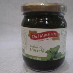 Geléia de Hortelã - Chef Mineirim 230g